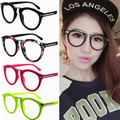 Arrows Neon solid color round eyeglasses frame hip-hop stylish trendy women men vintage retro frames Spectacles