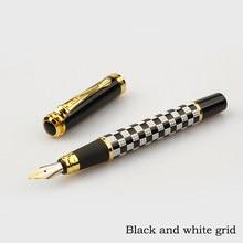 Jinhao Fountain Pens High Quality Feather Pen Nib Ink Pen Business Office Gift Canetas Pluma Estilografica Mont Blanc