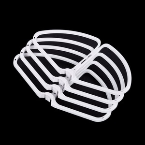 Image 4 - 4pcs Propeller Guard for DJI Phantom 4 Pro 4P 4A Advanced Drone Protector Quick Release Props Bumper Spare Part Protection Cover