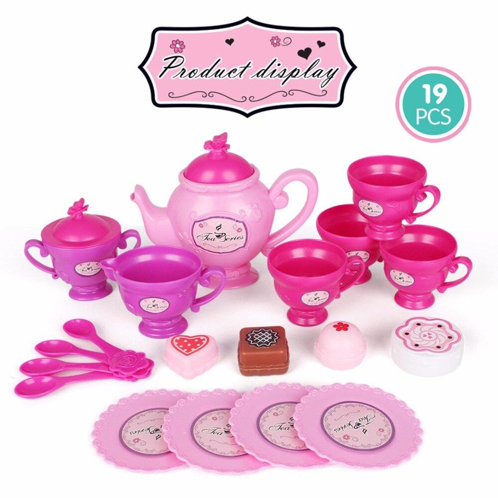 1 Satz Teekanne Pretend Spielen Spielzeug Set Simulation Küche ...