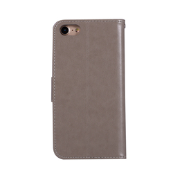 """for iPhone 8 Case iPhone 7 Cover Flip Leather Wallet Phone Bags for Apple iPhone 7 8 Magnetic Flip Card Slot Stand Cases  4.7"""" 3"""