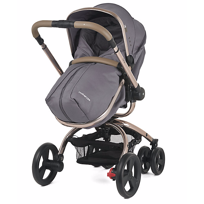 European neonatal high landscape cart can rotate 360 degrees stroller sit lie folding two-way suspension high landscape suspension stroller four wheel two way light folding sit lie baby cart