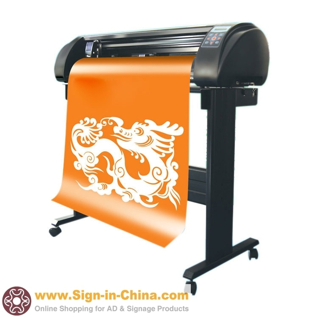 SIGNKEY Vinyl Sign Cutter With Automatic Contour Cut - Vinyl sign cutters