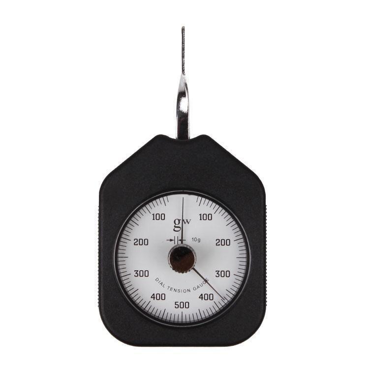HANDPI Dubbele Naald Wijzerplaat Spanningsmeter HTD 50 (50g)-in Instrument onderdelen & Accessoires van Gereedschap op