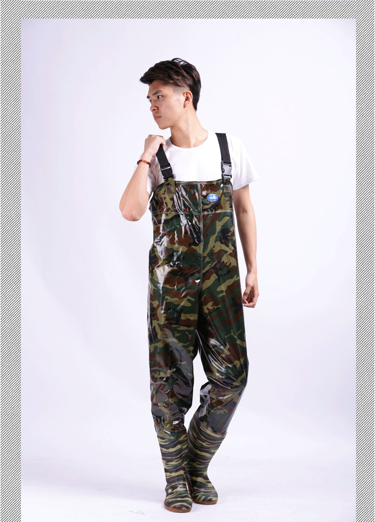 Fishing Chest Waders 14