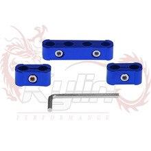 KYLIN STORE- двигатель свечи зажигания линии провода разделитель разделительный Зажим Комплект для 8 мм 9 мм 10 мм EA014B