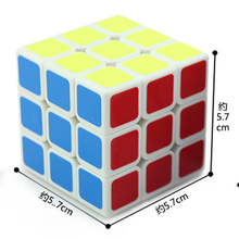 Neo Cube Magic Speed Cubes Cubo Magico Professional Glow In The Dark Cube Toys For Kids Neocube 60K348(China)