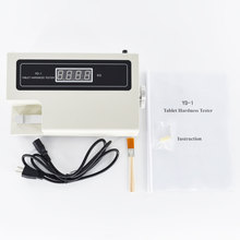 TABLET HARDNESS TESTER METER YD-1 high precision pressure sensor digital display