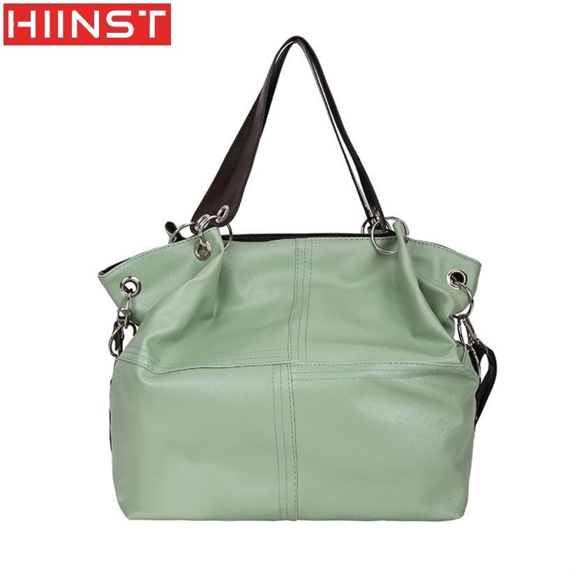 Delle Donne di modo Splice Borse A Spalla In Pelle Con Corssbody Bag & Handbag L409