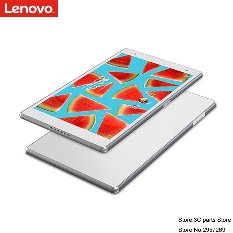 Lenovo Tab 4 plus 8704N 8 inch Android 7.1 LTE Tablet 4G 64G Snapdragon 625 1920*1200 Fingerprint Double-sided glass design IPS