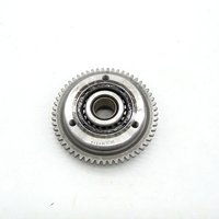 57 Tooth Over Running Starter Drive Clutch For CG200 CG250 200cc 250cc ATV Dirt Pit Bike Quad Replacement Parts