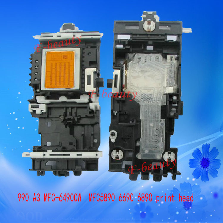 Original Print Head 990 A3 Printhead Compatible For Brother MFC-6490CW MFC5890 MFC6690 MFC6890 6490 5890 5895 6690 Printer