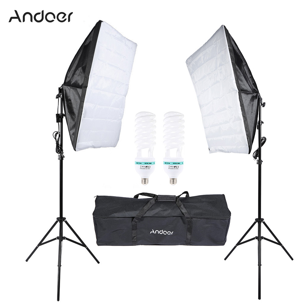 Umbrella Softbox Lighting Tent Kit