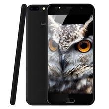 Leagoo M7 5.5 »Android 7.0 смартфон 1 ГБ Оперативная память 16 ГБ Встроенная память MT6580A Quad Core 3000 мАч двойной сзади Камера спереди отпечатков пальцев телефона