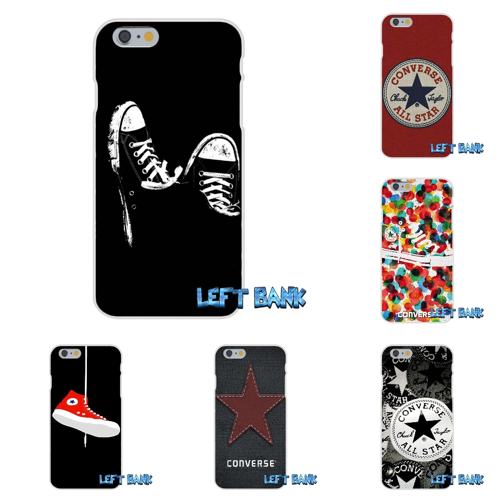 For HTC One M7 M8 A9 M9 E9 Plus Desire 630 530 626 628 816 820 converse all star Logo Silicon Soft Phone Case Cover