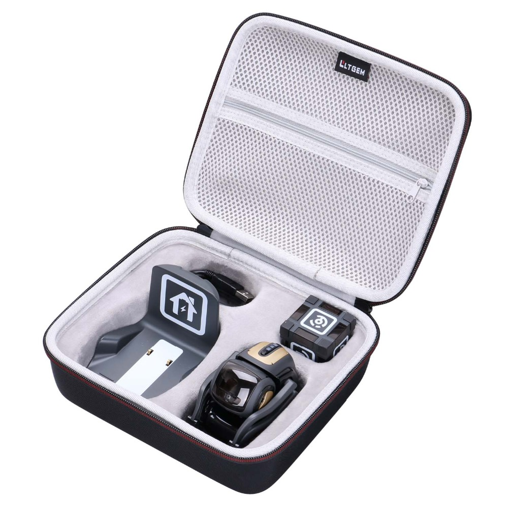 LTGEM EVA Travel Hard Case for Anki Vector Robot and All Accessories|Travel Bags| |  - title=