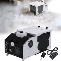 1500W Smoke Fog Machine Low Laying Dry Ice Effect DMX Club Stage Wedding Party