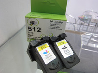 Remanufactured PG512 CL513 Ink Cartridge for Canon PG 512 CL 513 Ink Cartridge for Canon MP230 MP480 MX350 IP2700 Fax JX510P