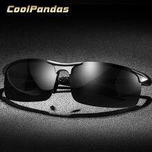 2018 Aluminum Magnesium Men Polarized Sunglasses Aviation HD Driving Sun Glasses Male Sport Sunglass lunette soleil homme oculos