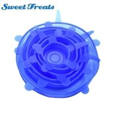 Bowl Pot Stretch Kitchen Vacuum Seal Reusable