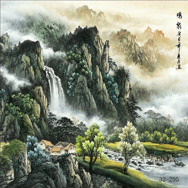 Chinese Watercolor Landscape Www Pixshark Com Images