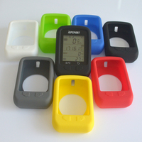IGS20 Cover For Outdoor Cycling Computer Silicone Rubber Protect Case LCD Screen Film Protector