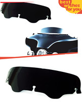 High Quality 6 Windshield For Harley Electra Street Glide Touring FLHT 96 13 Harley Gliding