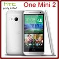 M8 Мини Оригинальный Разблокирована HTC One Mini 2 13.0MP 2110 мАч 16 ГБ ROM 1GBRAM 1 Сенсорный Отремонтированы Мобильный Телефон бесплатная Доставка