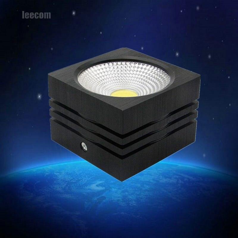 4 шт. Новый Dimmab Светодиодный прожектор 3 Вт/5 Вт/7w9w12w светодиодный свет вниз, квадрат квасцов потолочное свет Ac85-265v утопленное розничной гаран...