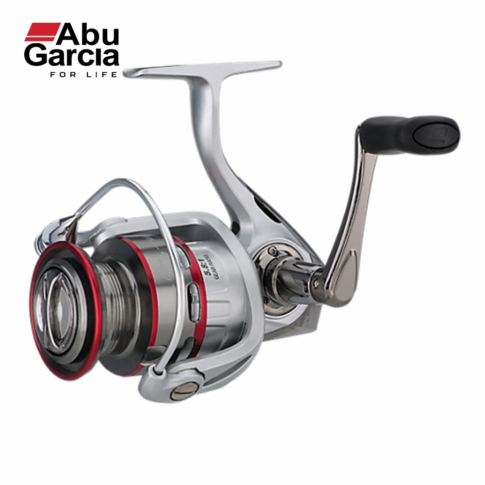 Abu Garcia 100% Original ORRA S SPINNING 5.8:1 1000 - 4000 6+1BB Fishing Spinning Reel Saltwater Freshwater Fishing Reel 2017 new abu garcia 100