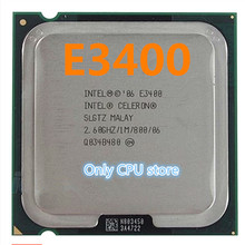 XONE cpu intel L5430 PROCESSOR quad core 2.67MHZ LeveL2 12M Work on LGA 775 with 2pcs