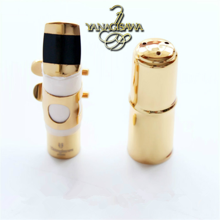 High Quality Yanagisawa saxophone Metal Mouthpiece Alto Soprano Tenor New Metal Mouthpiece NO 5-9 Brass Free shipping new japan yanagisawa s901 b flat soprano saxophone high quality musical instruments yanagisawa soprano professional shipping