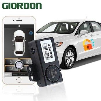 Смартфон Автомобильная сигнализация Совместимость с ios и android телефон