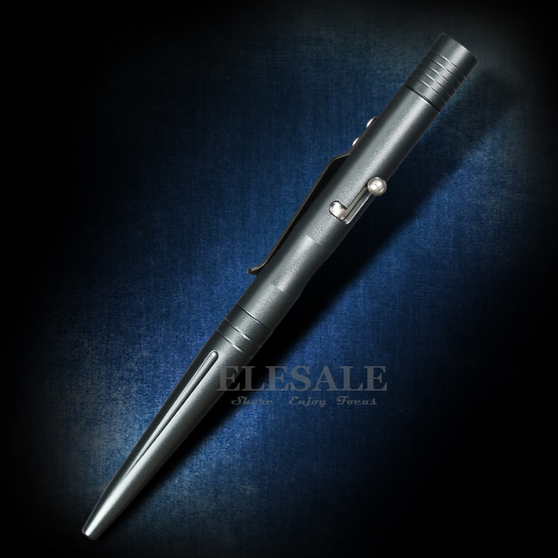 New Portable Self Defense Pen Bolt Switch With Emergency Flashlight Tactical Pen For Outdoor Camp EDC Self Defense Tool Gift Box mydean 3038ac для kia cerato 2009 2012 с кондиционером