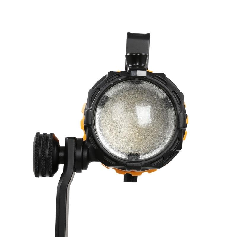 Falcon Eyes Mini Spotlight 50W fotovalgus Reguleeritav fookuse pikkus - Kaamera ja foto - Foto 2