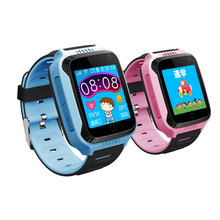 M05 Kids Smartwatch SOS Call Location Finder with Camera SIM Phone Baby Satety Monitor Wristband 1.44 Inch Touch Color Screen
