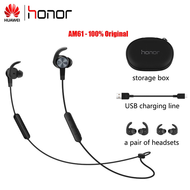 Huawei Original Honor AM61 Drahtlose kopfhörer für Honor Huawei <font><b>Xiaomi</b></font> Vivo Bluethooth In-ohr Headsets Mit Micrphone image