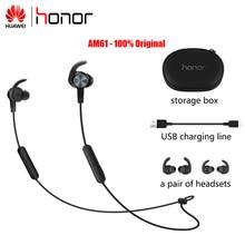 Huawei original honor am61 fone de ouvido sem fio para honra huawei xiaomi vivo bluethooth in-ear fones de ouvido com microfone