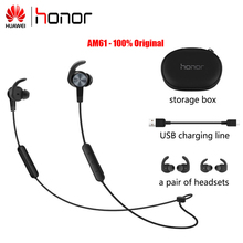 Huawei Originele Honor AM61 Draadloze Koptelefoon Voor Honor Huawei Xiaomi Vivo Bluethooth In Ear Headsets Met Micrphone