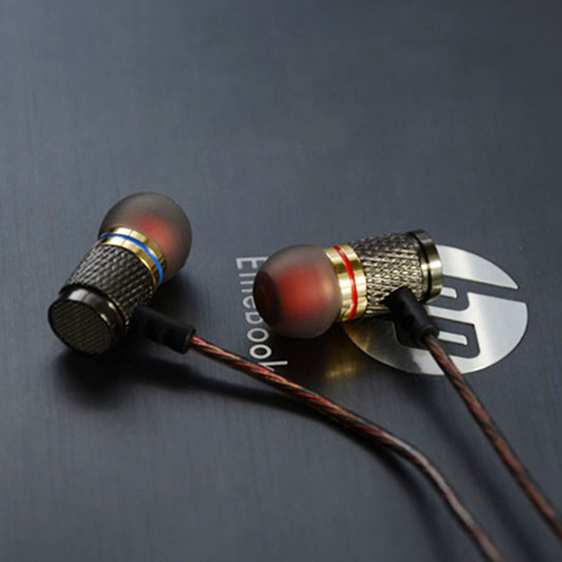 KZ EDR1  In Ear Earphone HiFi Sport Earphones Earbuds Good Bass Headset With No Microphone Hearphone fone de ouvido For Phone kz ates ate atr hd9 copper driver hifi sport headphones in ear earphone for running with microphone game headset