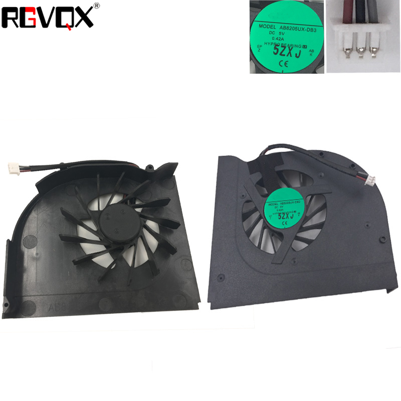 Купить с кэшбэком New Laptop Cooling Fan For CASPER TW8 For LG R580 PN:KSB06105HA AB8205UX-DB3