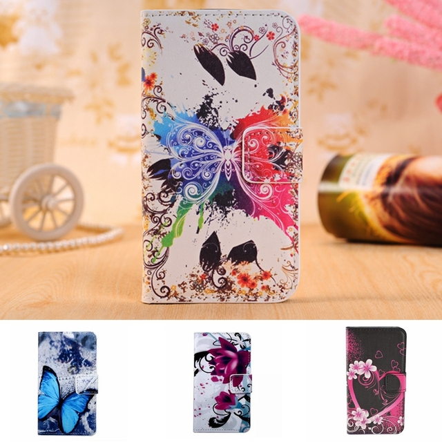 Flower Leather Wallet Cases For Samsung Galaxy S7 Edge Duos G935 G9350 SM G935F G935FD Phone Case Fundas Coque Cover Bag Shell