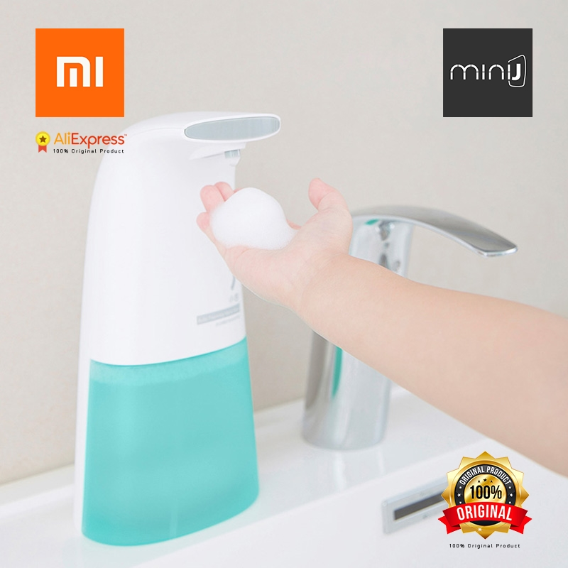 Xiaomi Original Minij Auto-Sensing foam Washing Machine Intelligent Sensing Soap Dispenser Automatic foam Washing Machine maryam ahmed automatic taxi trip sensing and indicating system though gsm