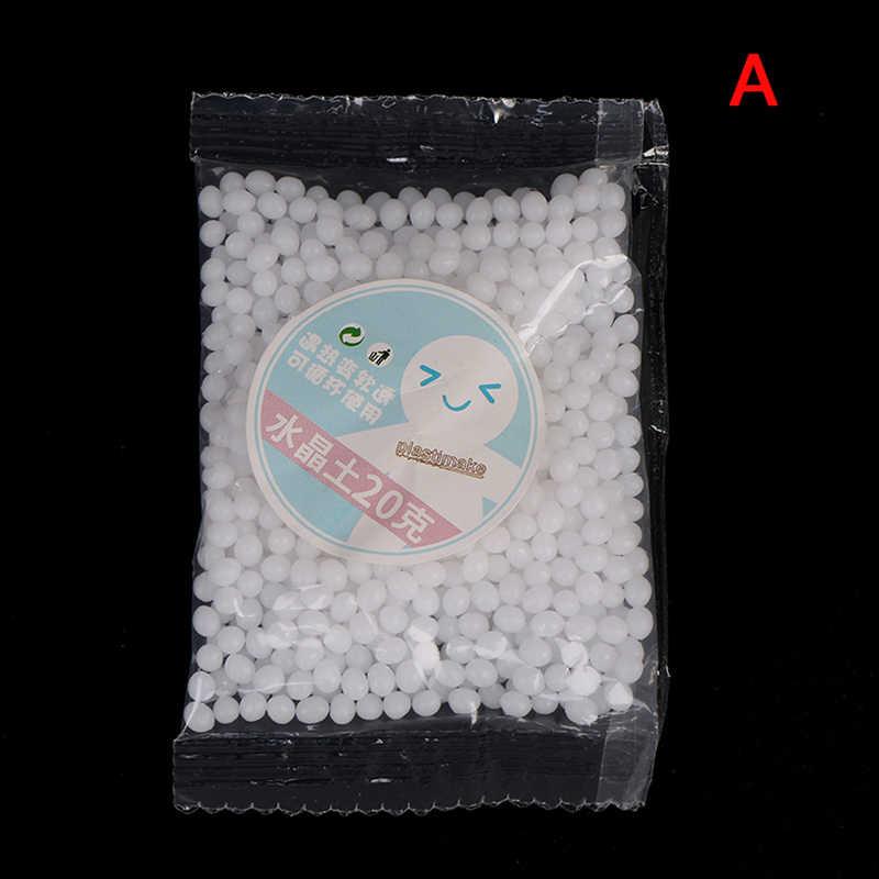 Plástico DIY alias policaprolactona polimorph Pellet 20g 50g polimorph InstaMorph termoplástico de alta calidad