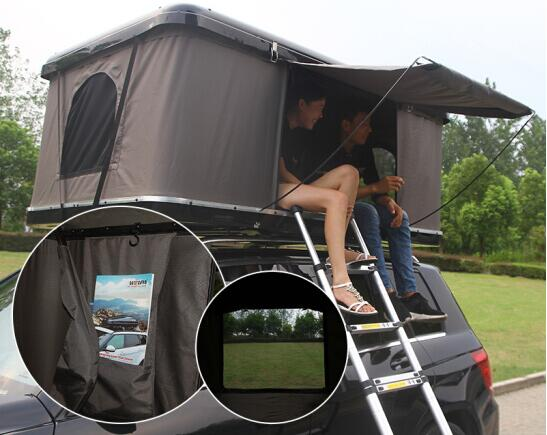 Fmn Pop Up Outdoor Fastfit Hard Shell Tower Roof Top 4wd