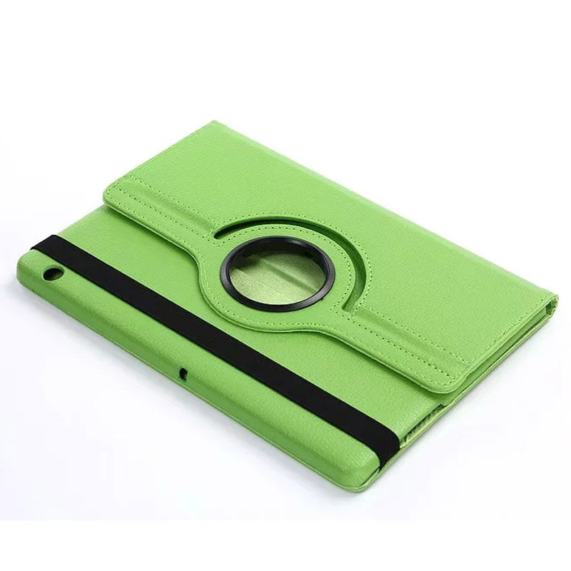 360 Rotating Flip PU Leather Case For Huawei Mediapad T3 10 AGS-L09 AGS-L03 Tablet Stand Cover For Honor Play Pad 2 9.6+Stylus