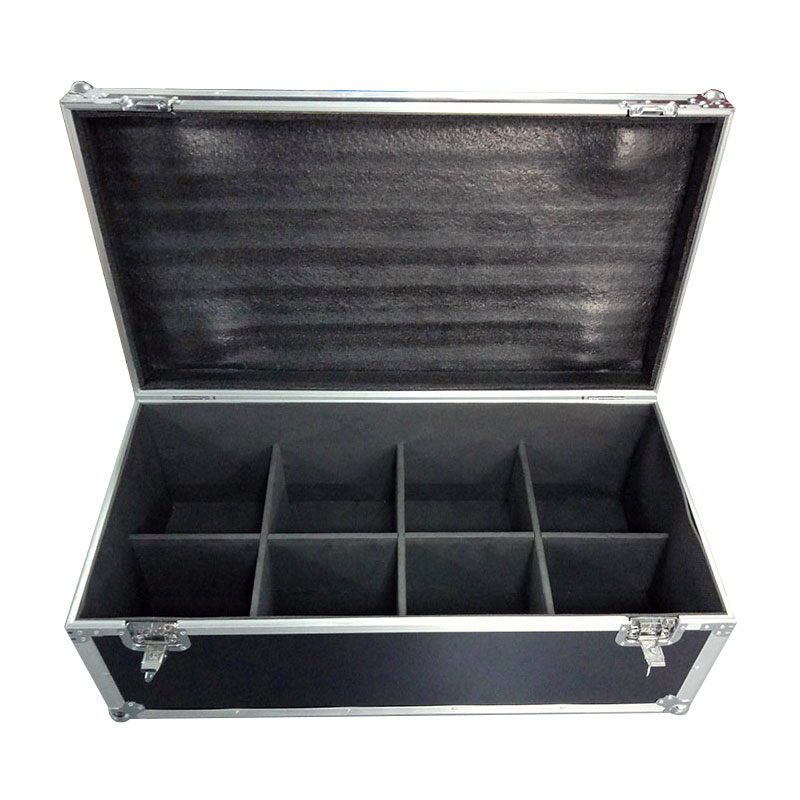 New Flight Case With 8 Pieces LED Par Lights Aluminum Alloy 200W COB Stage Effect Lighting Or Any Mobile ProductionNew Flight Case With 8 Pieces LED Par Lights Aluminum Alloy 200W COB Stage Effect Lighting Or Any Mobile Production