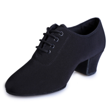 Sports Shoes Canvas Latin Dance Woman Adult Modern Ballroom Teacher Oxford With Two Points Sneakers