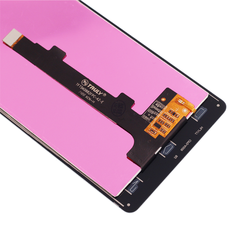 Image 2 - 100% new For BQ Aquaris E5 0982 LCD display + touch screen digital converter replacement E5 4G LCD Version TFT5K0982FPC A2 E-in Mobile Phone LCD Screens from Cellphones & Telecommunications