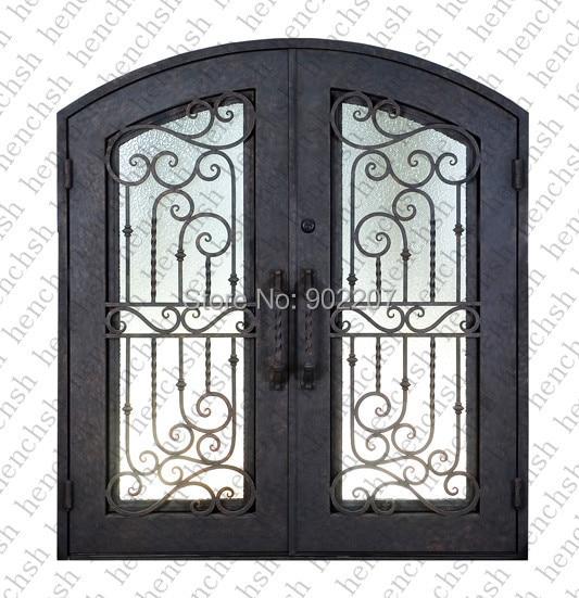 Hench 100% Steel Metal Iron  Door Manufacturers